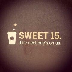 Photo taken at Starbucks by Michelle W. on 4/5/2012