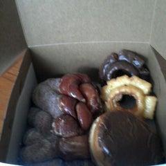 Photo taken at Bob's Donuts by Thomas P. on 3/22/2012