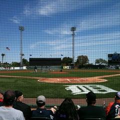 Photo taken at Joker Marchant Stadium by Ben N. on 3/4/2012