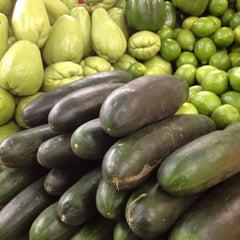 Photo taken at Mercado 24 de Agosto by Luis D. on 8/12/2012