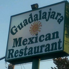 Photo taken at Guadalajara Mexican Restaurant by Frank L. on 5/5/2012