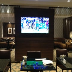 Photo taken at JW Marriott Hotel Lima (Executive Lounge) by Mauricio M. on 6/14/2012