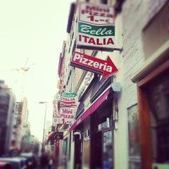 Photo taken at Bella Italia by Daniela J. on 8/12/2012