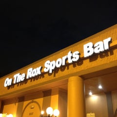 Photo taken at On The Rox Sports Bar and Grill by Garretto L. on 7/31/2012