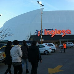 Photo taken at Tienda Inglesa by juancho on 7/20/2012