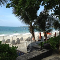 Photo taken at Sai Kaew Beach Resort (ทรายแก้ว บีช รีสอร์ท) by Jojo ! P. on 4/21/2012