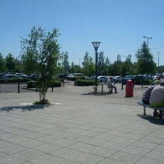Photo taken at Norton Canes Motorway Services (RoadChef) by james b. on 5/25/2012