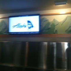Photo taken at Alaska Airlines by Michael C. on 7/12/2012