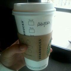 Photo taken at Starbucks by Alyssa H. on 7/27/2012