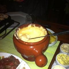 Photo taken at Restaurante Mont Vert by Caio A. on 5/20/2012