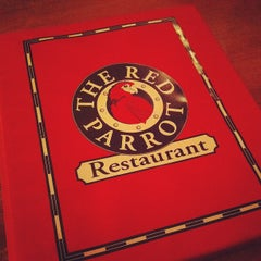 Photo taken at The Red Parrot by Brittanny T. on 2/4/2012