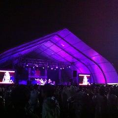 Photo taken at 2012 인천 펜타포트 락 페스티벌 (2012 Incheon Pentaport Rock Festival) by J. L. on 8/12/2012