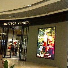 Photo taken at Bottega Veneta by Swanny W. on 2/18/2012