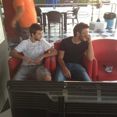 Photo taken at Play Game by Can Emre Ü. on 9/6/2012