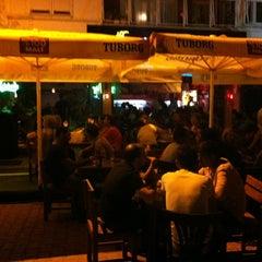 Photo taken at Trio Cafe&Bar by Metinol  on 7/12/2012