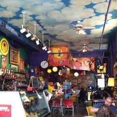 Photo taken at Beehive Coffeehouse by steph d. on 8/16/2012