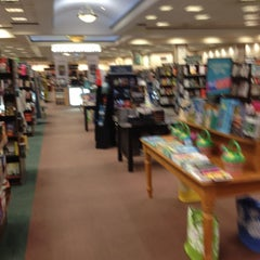 Photo taken at Barnes & Noble by Don P. on 4/8/2012