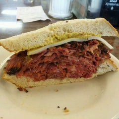 Photo taken at Shapiro's Delicatessen by Dave C. on 6/15/2012