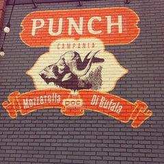 Photo taken at Punch Neapolitan Pizza by Nancy N. on 8/28/2012