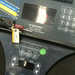 Photo taken at LA Fitness by Annie V. on 3/4/2012