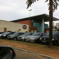 Photo taken at Shopping Taboão by Samanta R. on 9/1/2012