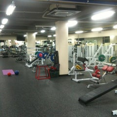 Photo taken at Fitness Center by S D. on 3/4/2012