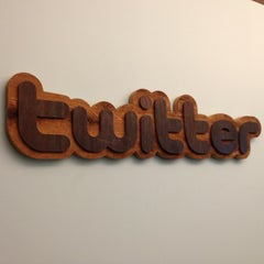 Photo taken at Twitter NYC by Craig D. on 5/24/2012