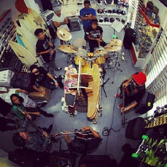 Photo taken at Substance Surf Shop by Robby A. on 7/22/2012