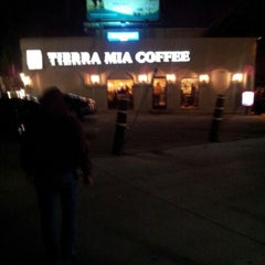 Photo taken at Tierra Mia Coffee by Stephany M. on 2/10/2013
