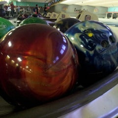 Photo taken at Emerald Bowl by Wes G. on 10/17/2012