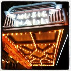 Photo taken at Tarrytown Music Hall by John C. on 9/15/2012