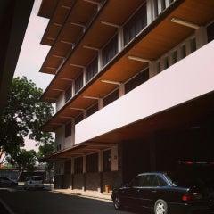 Photo taken at Universitas Gunadarma by chandra yogiswara y. on 1/7/2014