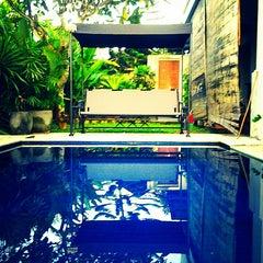 Photo taken at Di Astana Villa Bali by Gustri G. on 3/27/2013
