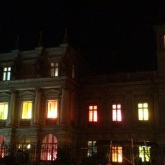 Photo taken at Palatul Știrbei by Ciprian N. on 5/18/2013