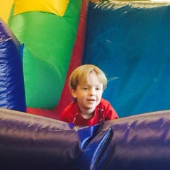 Photo taken at Leapin' Lizards Fun & Party Center by Liam T. on 1/31/2014