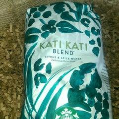 Photo taken at Starbucks by Ekaterina R. on 8/19/2014