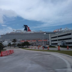 Photo taken at Port Of Miami - Carnival Cruise by Eric F. on 6/2/2013