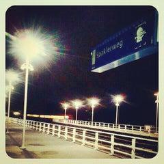 Photo taken at Metrostation Spaklerweg by Piotr S. on 9/27/2014