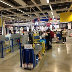 Photo taken at IKEA by Vincent R. on 11/26/2013