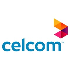 Photo taken at Celcom The Crest by mubarak s. on 7/13/2014