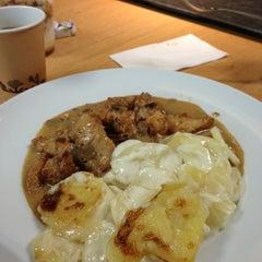 Photo taken at La Cuisine by Grigori R. on 11/5/2013
