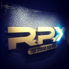Photo taken at Regal Cinemas Fenway 13 & RPX by Weerayuth A. on 11/24/2012