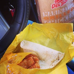 Photo taken at Del Taco by Max A. on 10/26/2014