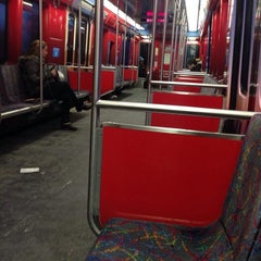 Photo taken at MBTA Red Line by Kevin V. on 3/11/2014