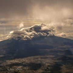 Photo taken at Mount Kilimanjaro by Артур В. on 4/6/2014