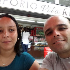 Photo taken at Vila Árabe by Peterson Rosa L. on 12/22/2014