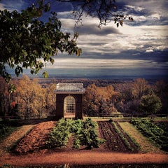 Photo taken at Monticello by Anthony A. on 10/31/2012