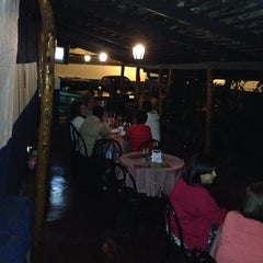 Photo taken at Rest. Taberna Los Adobes by Carlos Humberto G. on 11/2/2013