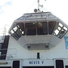 Photo taken at Catamarã Social Neves V by Rodrigo P. on 9/27/2012