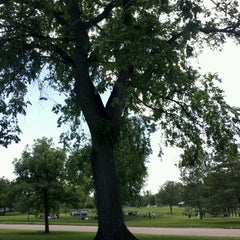 Photo taken at Berkeley Park by Ayainna D. on 6/6/2012